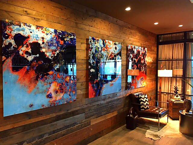 contemporary modern abstract art austin texas christopher crane
